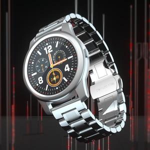 Image 1 - F12 Smart Uhr Mode IP68 Wasserdichte Blutdruck Herz Rate sport fitness uhren für männer, frauen, paare SmartWatch