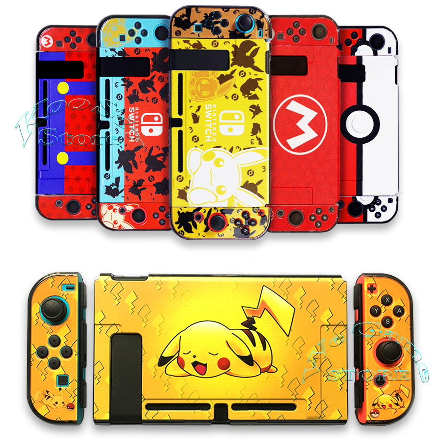 2019 New Nintendos Nintend Switch Hard Protective Case Nintendoswitch Cover Shell Skin For Nitendo Switch Console Accessories