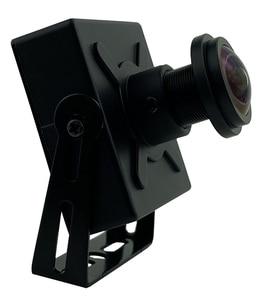 Image 2 - Sony IMX307 + 3516EV200 IP métal Mini boîte caméra faible éclairage 3MP 2304*1296 H.265 toutes les couleurs 650nm filtre Onvif CMS XMEYE P2P