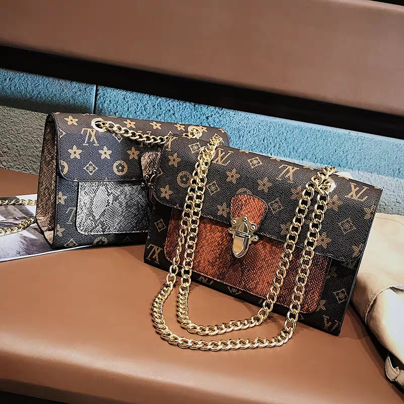 Ladies, Messenger, Retro, Handbags, Brand, Luxury