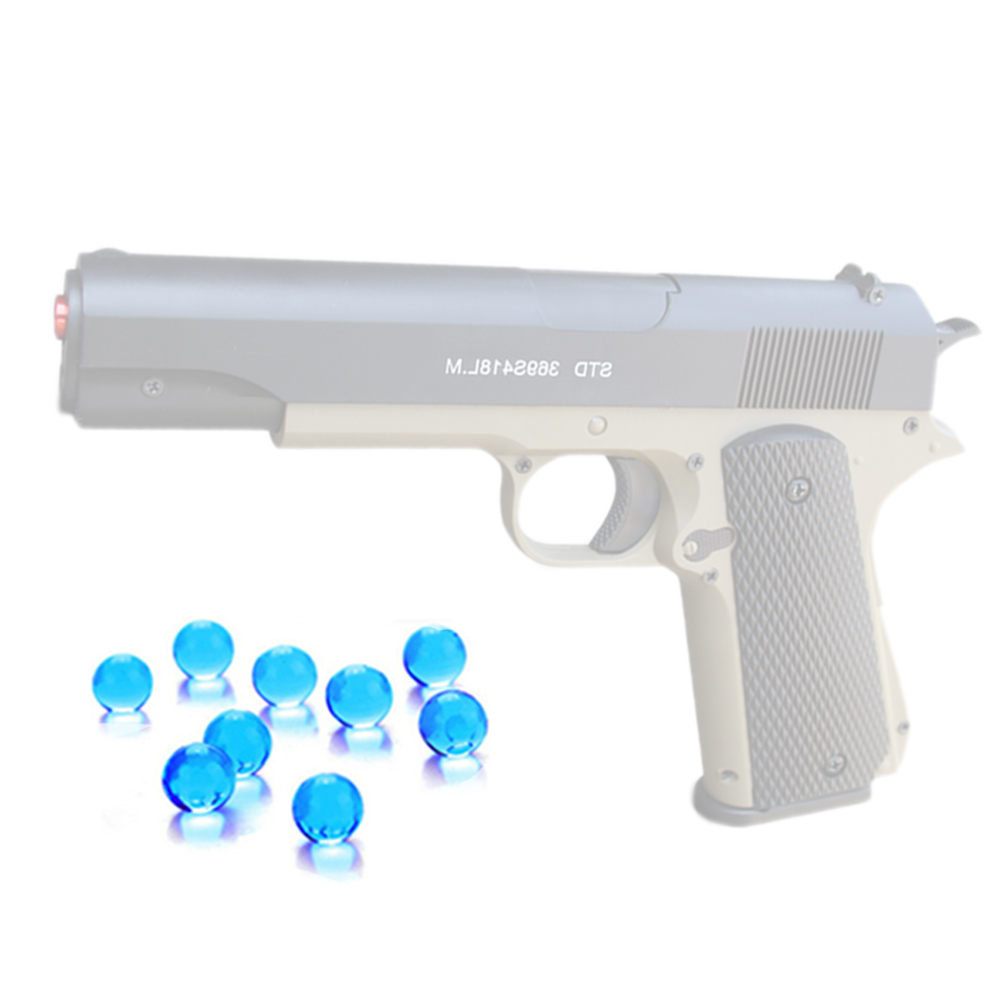 Outdoor Toys Plastic Toy Gun P90 M1911 Glock Toy 7-8mm Safe Water Bullets Gel Ball Kids Gift Pistol Weapon Gun for Boys Gifts 1