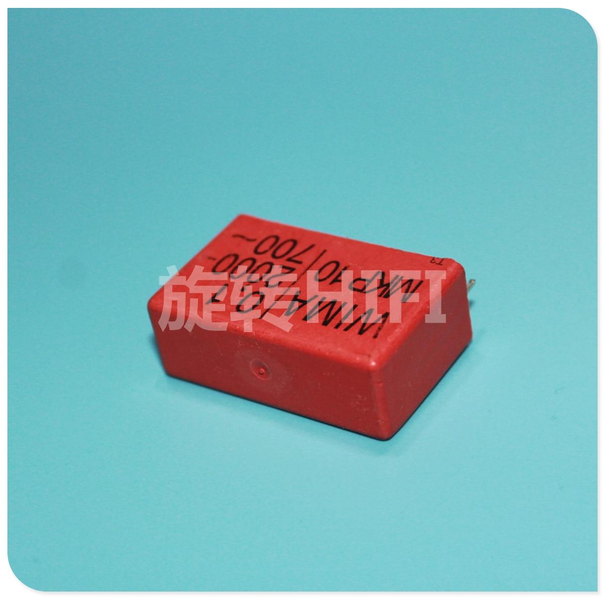 WIMA 37.5MM MKP10 MKP4 Film Audio Capacitor 100NF 150NF 330NF 470NF 680NF 1.5UF 2.2UF 2000V 1600V 1000V 630V 0.1UF 0.15UF 0.68UF