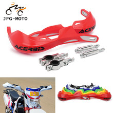 Motorfiets 22Mm 28Mm Handguard Hand Stuur Handle Bar Guard Bescherm Shield Voor Ktm Honda Yamaha Suzuki Honda Atv dirt Bike(China)