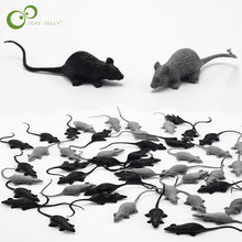 5/10 adet komik zor şaka sahte gerçekçi fare modeli Prop cadılar bayramı hediye oyuncak parti dekor çocuklar için yenilik oyuncaklar çocuklar için hediye ZXH