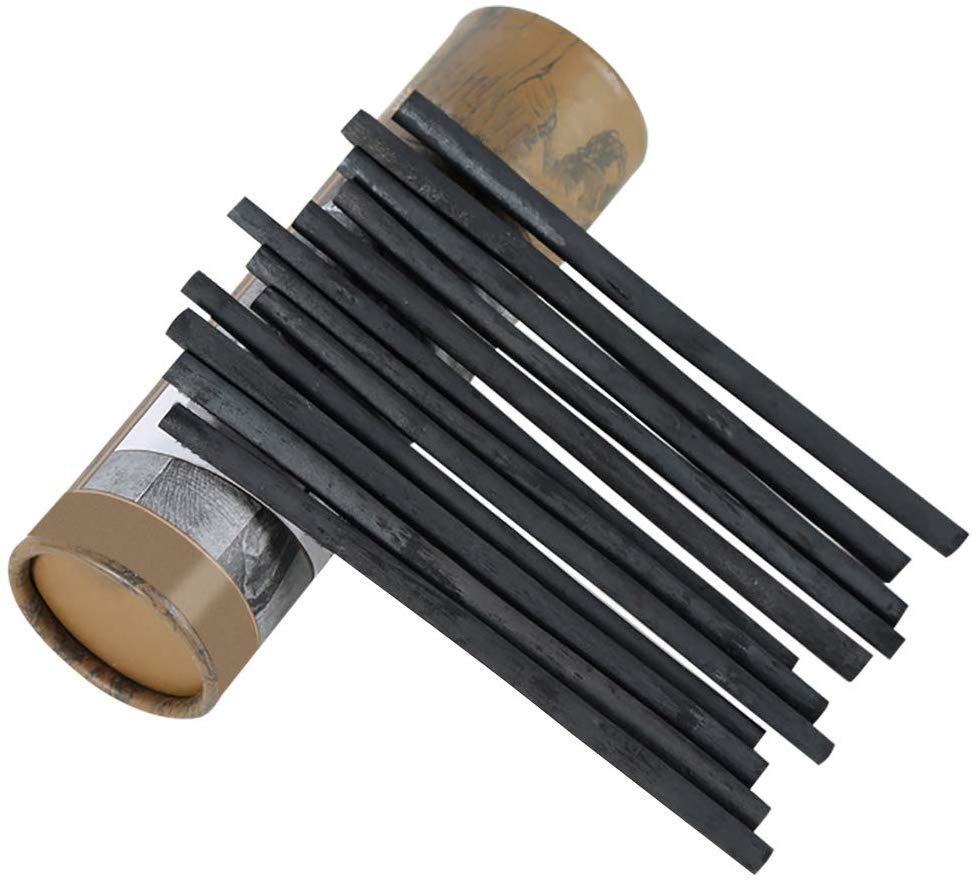 Высококачественная и гладкая искусственная ива для рисования, упаковка из 25 шт. (диаметр 4-5/5-7/7-9 мм), жесткая коробка