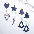 1 Set 4Pcs Christmas...