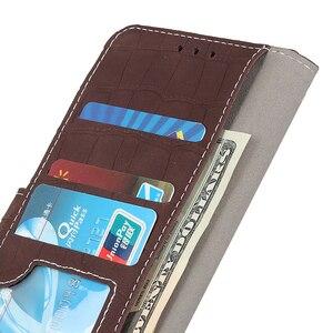 Image 4 - สำหรับ LG Stylo5 K40 K50 G8 G8S Thinq Q60 W30 W10 K12 Plus X4 V50 Thinq 5G w /แม่เหล็กกระเป๋าสตางค์ผู้ถือบัตรบัตรเครดิตฝาครอบ