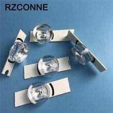 Светодиодные ленты 6 в, диоды для ламп LG innotek DRT 3,0, 32 дюйма, 42 дюйма, 47 дюйма, 55 дюйма, 60 дюйма, 70 дюйма, 75 дюйма, 6916l 1974A, оптическая линза, Fliter, подсветка