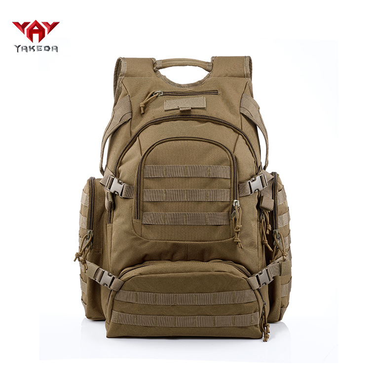 Yakeda Outdoor Ye Zhan Bao Army Fans Tactical Backpack Large Capacity Mountain Climbing Backpack Special Forces Backpack