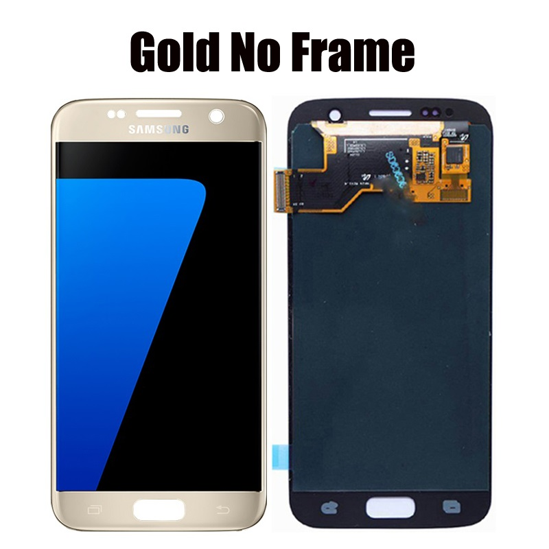 Gold No Frame