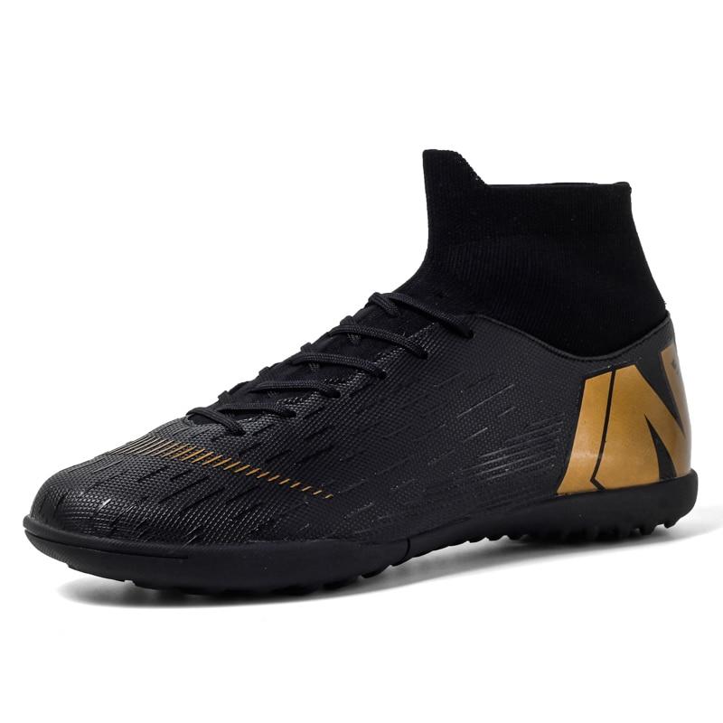 futebol Homens Sapatos De Treinamento Crianças Tênis De Futsal