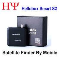 [Original] Hellobox Smart S2 Satellite Finder empfänger besser satlink ws-6906, ws693 Freesat Finder Finder BT01 V8 Finder