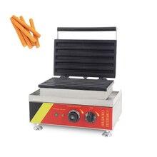 SUCREXU Commercial 5pcs Spanish Donut Baker Churros Maker Machine Iron Baked 110V 220V Churro