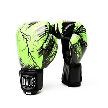 Rękawice bokserskie męskie i damskie Muay Thai dorosłe rękawiczki dziecięce darmowe rękawice do walk Kick Boxing rękawice Mma tanie i dobre opinie Mężczyzna CN (pochodzenie) 14 uncja 6oz 8oz 10oz 12oz 14oz boxing gloves 500g