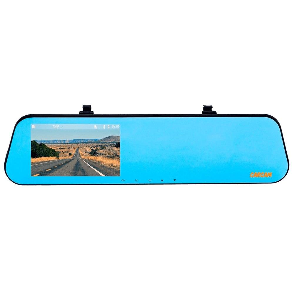 Автомобильный DVR HD видеорегистратор-зеркало CARCAM Z4