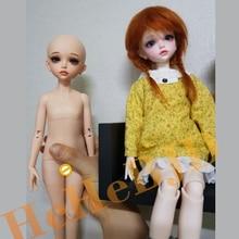 HeHeBJD бренд new1/4 bjd девочка кукла bjd бесплатные глаза лучшее значение модные куклы малыш девочка тело