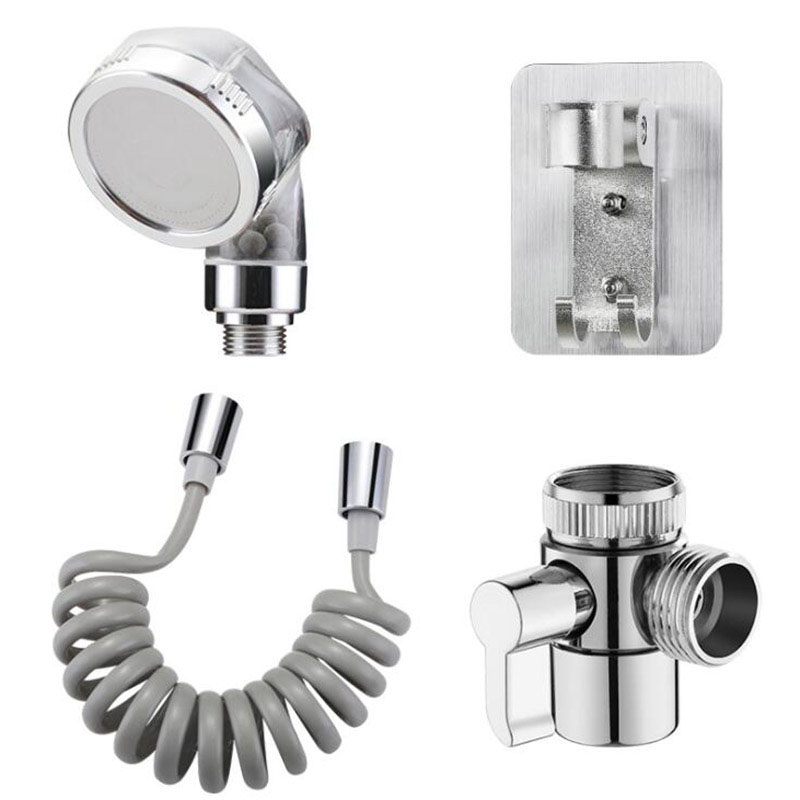 Bathroom Hair Washing Shower head system string hose water tap wall mount Faucet Handheld Sprayer Faucet Bathroom Hair Washing Shower head system string hose water tap wall mount Faucet Handheld Sprayer Faucet Water Saving Flexible