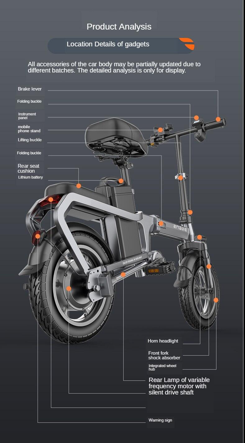 Cheap Bicicleta elétrica