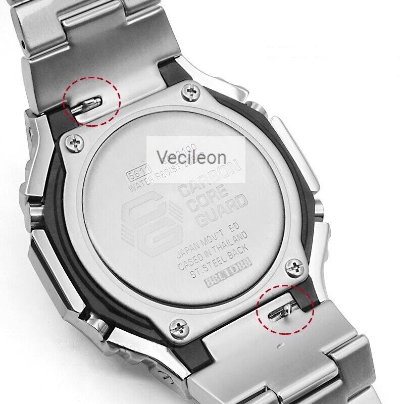 para GA-2100 pulseira de metal pulseira de