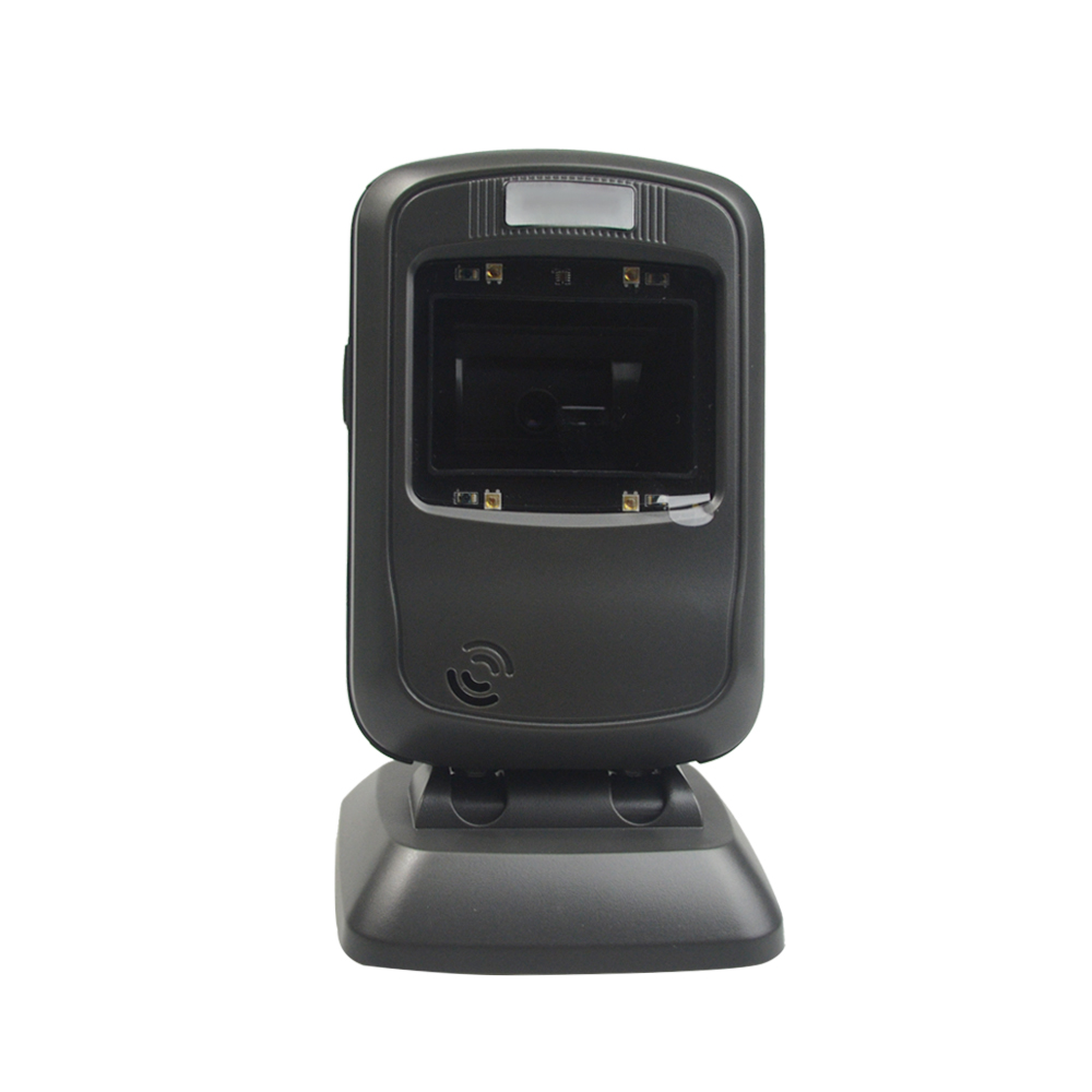 TS40 Desktop Barcode Scanner reading 1D/2D barcodes on paper/LCD screen with hand free stand Баллон для дайвинга