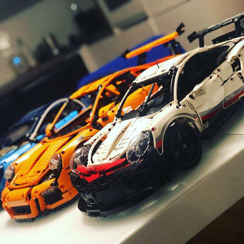 42096 42083 42056 Bugatti Chiron Technic Series Racing Car Compatible Iegoset 20097  20001 MOC Building Blocks Model Toys