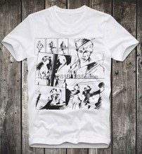 T-Shirt a-Ha Del Fumetto Prendere Comic su Harket Me Retro Vintage 80 S Morton Pop Aha(China)