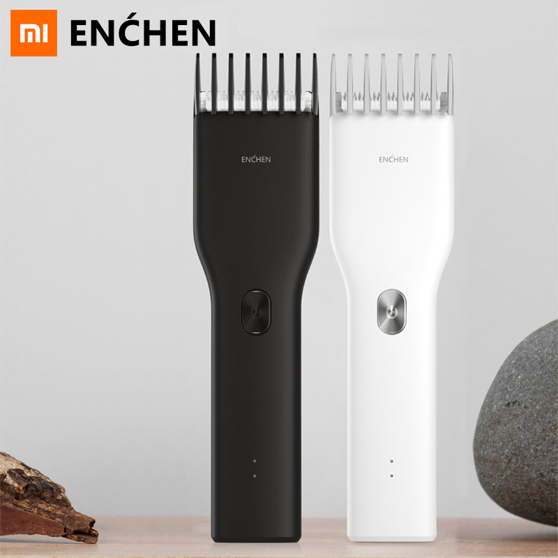 Professional Trimmers Men's Electric Hair Clippers Clipper Cordless Clippers Adult Razors Corner Razor Hairdresse Xiaomi ENCHEN