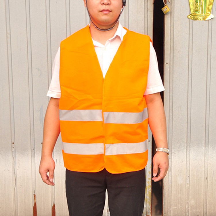 League Electric Power Manufacturers Pure Cotton Waistcoat Safety Reflective Vest Highlight Reflective Stripe Electric Work Cloth