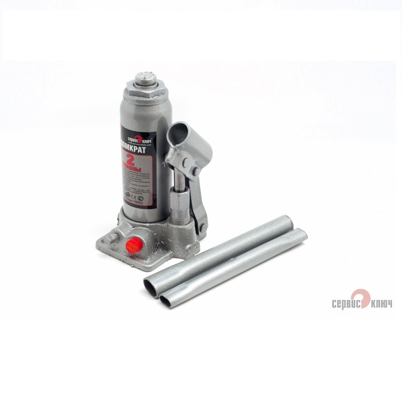 Car Jack Hydraulic 2т Height 158-308 SERVICE KEY 75002