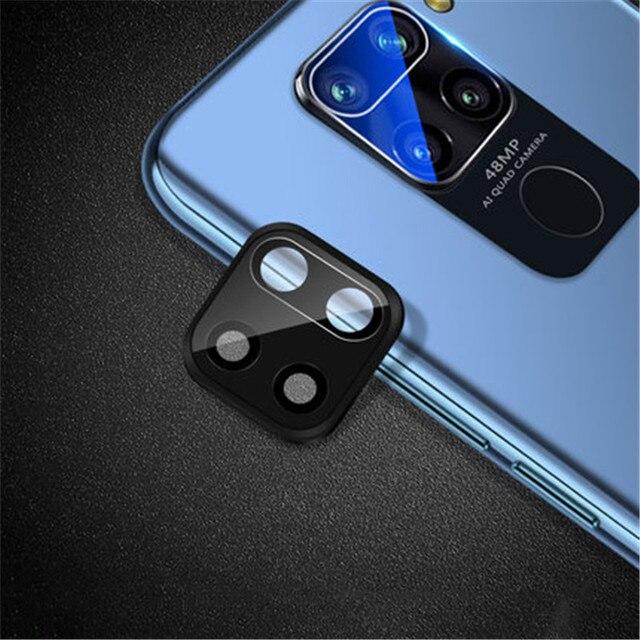 Metal Camera Lens Cover For Xiaomi Redmi Note 9s 9 Pro Max 10 pro Full Cover Protective Glass For Xiaomi Redmi 10X 5G mi 10 lite 6
