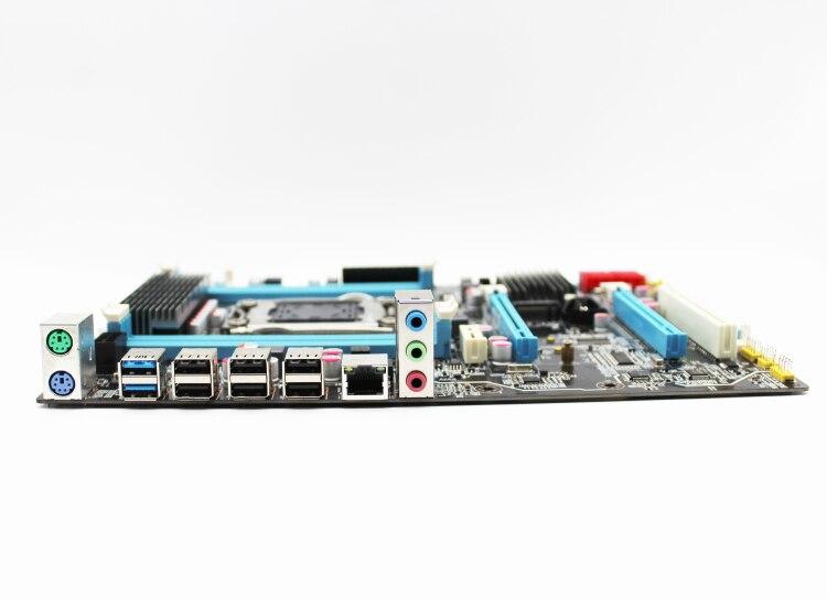 MACHINIST X79 LGA2011 motherboard LGA 2011 ATX USB3.0 SATA3 PCI-E NVME M.2 SSD support DDR3 REG ECC memory Xeon E5 V3 processor 8