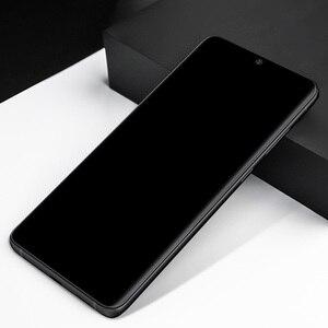 Image 2 - Nillkin 3D CP + מקס מזג זכוכית עבור Samsung Galaxy S20 אולטרה בתוספת מלא מסך דבק כיסוי מעוקל מגן oleophobic