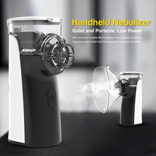 цена на Health Care Asthma Inhalator Medical Inhaler Nebulizer Portable Mesh Nebulizer for kids Adult Atomizer Nebulizador Nebulizzatore