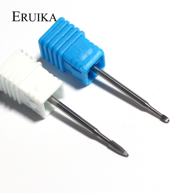 1pcs Tungsten Carbide Burr Nail Milling Cutter for Manicure Machine Carbide Drill Bits Electric Nail Files Accessories Tools