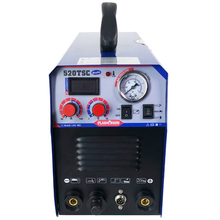 Plasma Cutter Welder-Machine 50A 200A Ul 3-In-1 Air-Inverter Multi-Function TIG/MMA 110-220V
