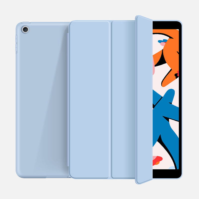 Romantic blue Green For iPad 10 2 inch 8th 2020 model A2270 Tablet Case for iPad 10 2 inch