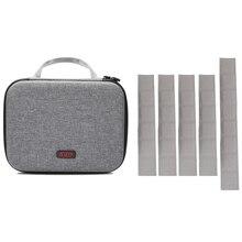 цена на Mini Portable Storage Bag for DJI OSMO Mobile 3/Moza Mini S Gimbal Portable Bag for OSMO Mobile 3 Gimbal Accessories