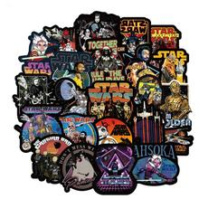 100PCS Star Wars Stickers for Laptop Water Bottle Luggage Snowboard Bicycle Skateboard Decal Waterproof Stickers