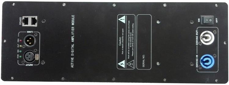 Speaker Aktif, Linear Array D Digital Amplifier Modul Built In DSP Prosesor  600W 1200W Frekuensi Penuh Amp digital amplifier module amplifier  digitalamplifier active speaker - AliExpress