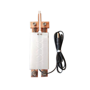 Image 3 - Новинка, Встроенная ручка для точечной сварки, Автоматический триггер, встроенный переключатель для точечной сварки DIY, сварочный аппарат для батареи