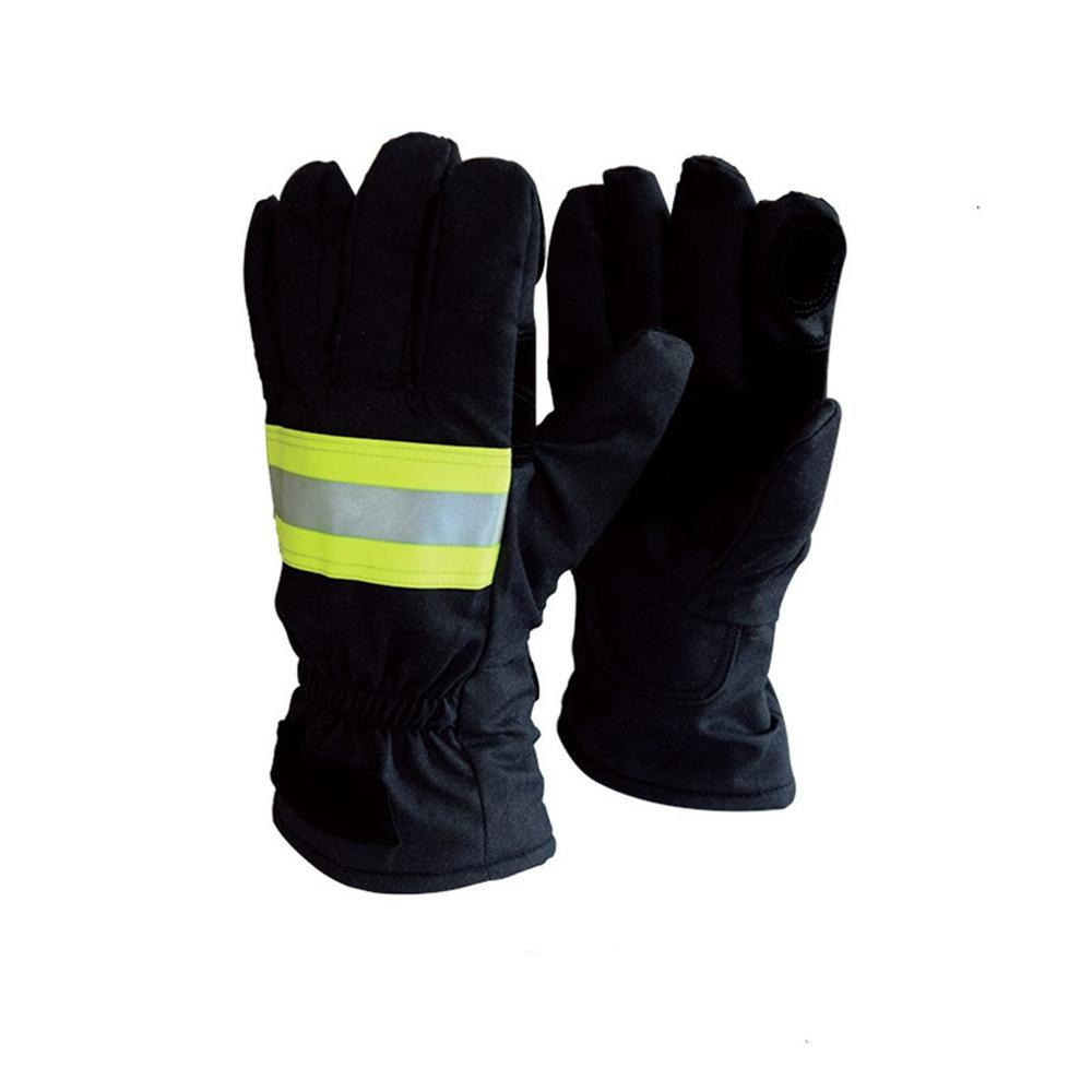 Fire Gloves Firefighters Fire Protection Gloves Ga7 2004 Standard 14 Firefighters Hand|Safety Gloves| |  - title=