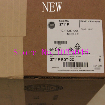 1PC 2711P-RDT12C D   2711P-RDT12C   New and Original Priority use of DHL delivery