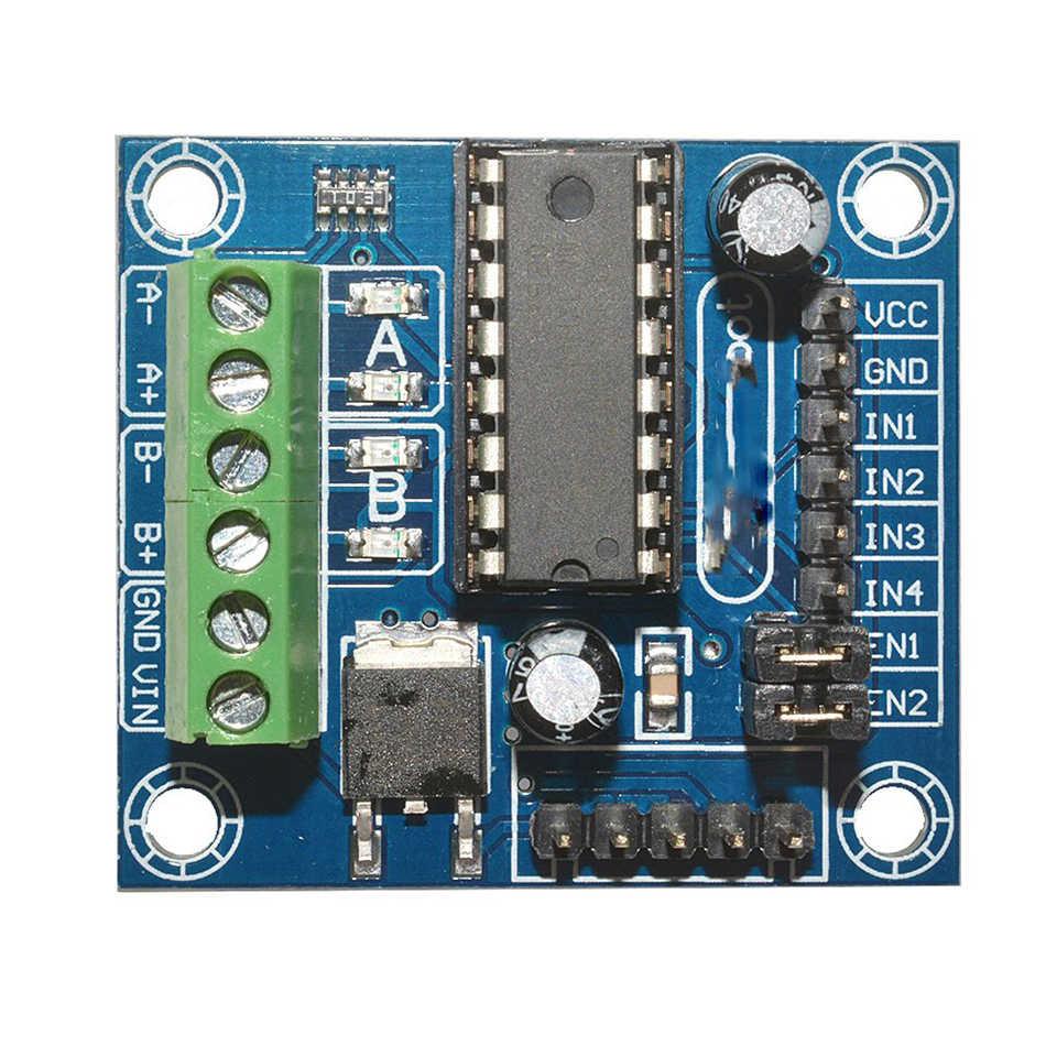 L293D Mini Motor paso a paso módulo escudo DC4.5-25V placa de expansión para Arduino Uno Mega2560 R3