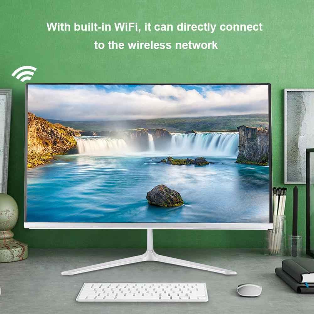 """I7-4700QM HD Đồ Họa Máy Tính All In One 4G + 120G MINI-ATX Một Máy Để Bàn 21.5 """"1920*1080 Màn Hình IPS Buit-In Wifi Và Loa"""