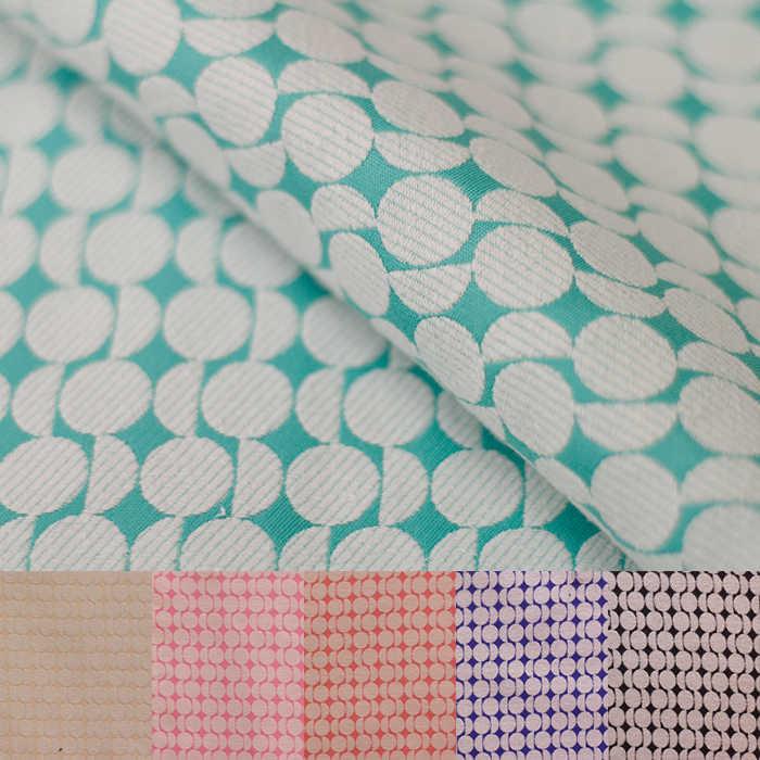 Niestandardowe semi-okrągłe wytłoczone żakardowe moda, odzież, tkaniny, wysokiej jakości kurtka szorty dresowe Tang garnitur spódnica spódnica cheongsam