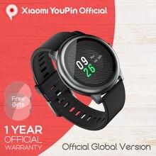 Haylou Solar LS05 reloj inteligente deporte de corazón de Metal de Monitor de sueño IP68 impermeable iOS Android versión Global para Xiaomi YouPin