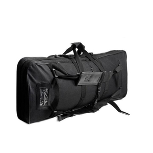 Image 5 - 81cm 94cm 118cm 헤비 듀티 전술 소총 총 가방 총 캐리 보호 케이스 나일론 어깨 홀스터 야외 스포츠 가방