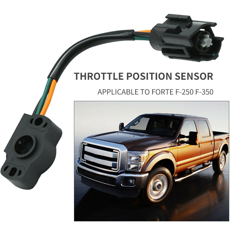 TPS Sensor Throttle Position Sensor for Ford Bronco E 150 E 250 E 350 Econoline F 150 F 250 F350 E6TF9B989AA E5AF9B989AA|Throttle Position Sensor|   - AliExpress