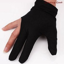 1 шт Новая прочная нейлоновая перчатка с 3 пальцами для бильярдной