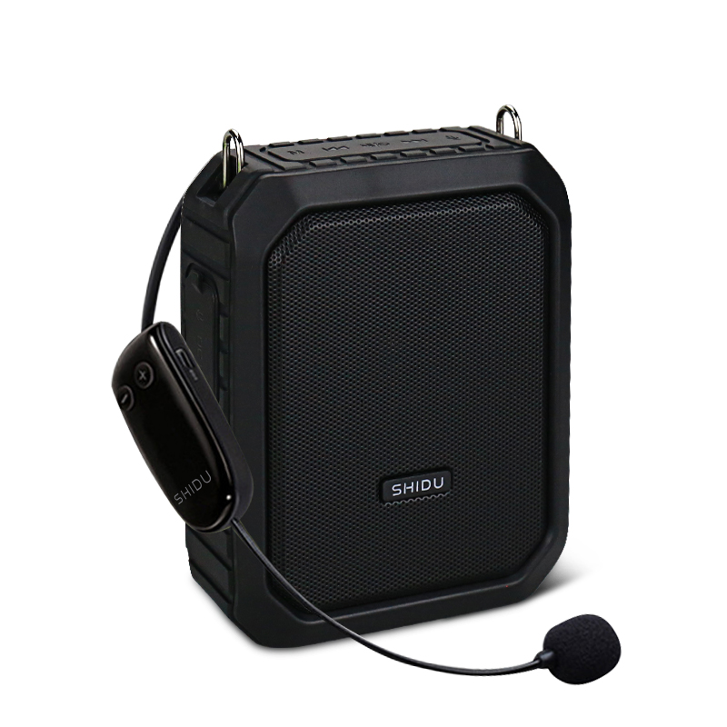 SHIDU 18W Portable Voice Amplifier ...